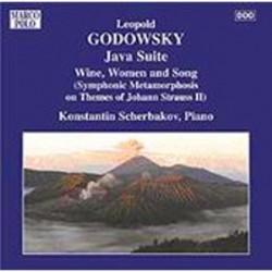 Leopold Godovsky: Piano...