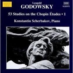 Leopold Godowsky: 53...