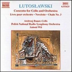 Witold Lutosławski: Cello...