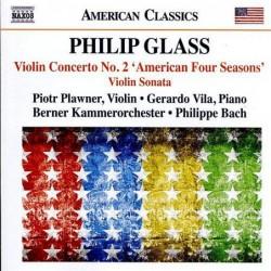 Philip Glass: Violin...