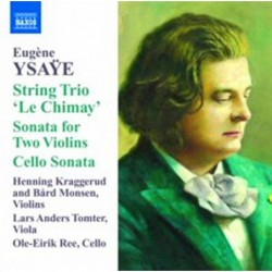 Eugene Ysaye: Sonata For...