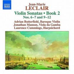 Jean-Marie Leclair: Violin...