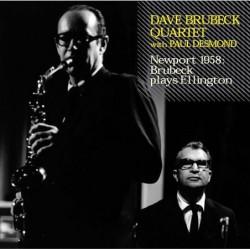 Newport 1958: Brubeck Plays...
