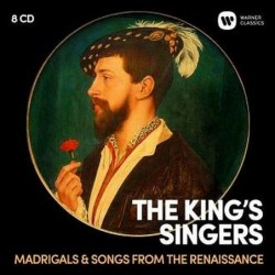 Madrigals & Songs from the...