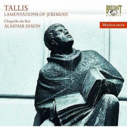 Thomas Tallis: Lamentations...
