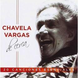 Chavela Vargas De Cerca
