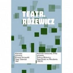Teatr. Różewicz [DVD Video]