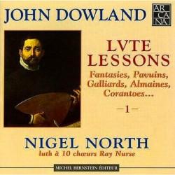 John Dowland: Lute Lessons I