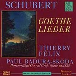 Franz Schubert: Goethe Lieder