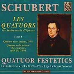 Franz Schubert: Les Quatuors