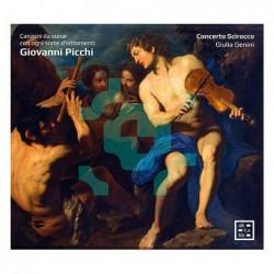 Giovanni Picchi: Canzoni da...