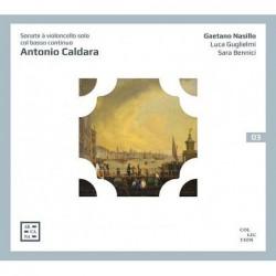 Antonio Caldara: Sonate a...