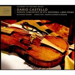 Dario Castello: Sonate...