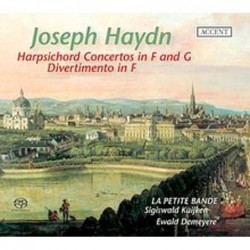 Joseph Haydn: Harpsichord...