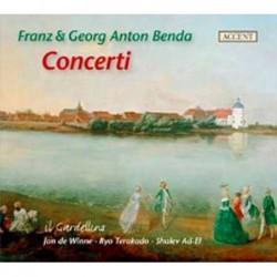 Franz Benda & Georg Anton...