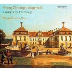 Wagenseil: Quartets for low...