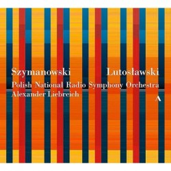 Szymanowski Lutosławski [3CD]