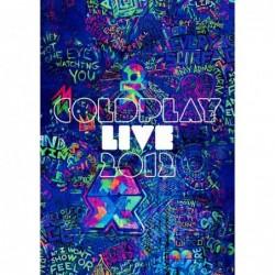 Live 2012 [CD+Blu-Ray]...