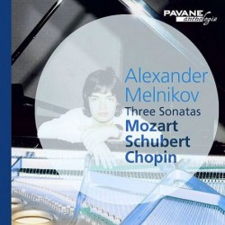 Mozart, Schubert, Chopin:...