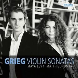 Grieg: Complete Violin Sonatas