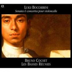 Luigi Boccherini: Sonates...