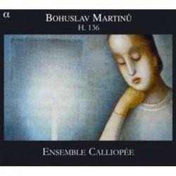 Bohuslav Martinu: H. 136 -...