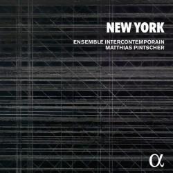 New York - Varese, Carter,...