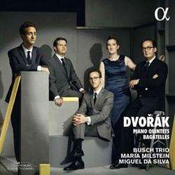 Dvorak: Piano Quintets &...