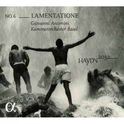 Joseph Haydn: Lamentatione...
