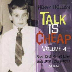 Talk Is Cheap Vol. 4