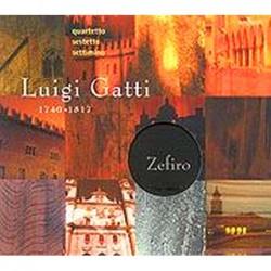 Luigi Gatti: Quartetto,...