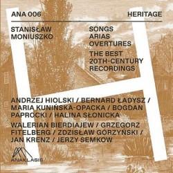 Stanisław Moniuszko: Songs,...