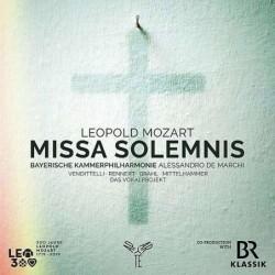 Leopold Mozart: Missa Solemnis