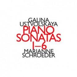 Galina Ustvolskaya: Piano...