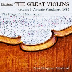 The Great Violins vol. 3:...