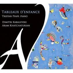 Tableaux d Enfance -...