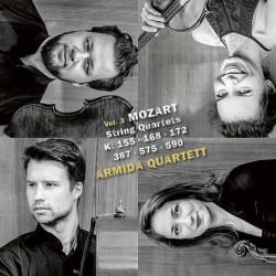 Mozart, String Quartets...