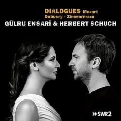 Dialogues: Mozart - Debussy...
