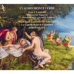 Claudio Monteverdi: Arie e...