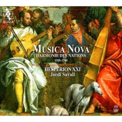 Musica Nova: Harmonie Des...