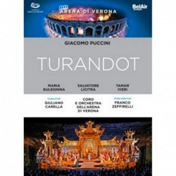 Giacomo Puccini: Turandot...