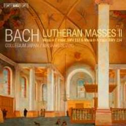 Bach: Lutheran Masses II...
