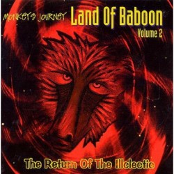 Land Of Baboon, Vol. 2:...