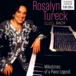 Rosalyn Tureck Plays...
