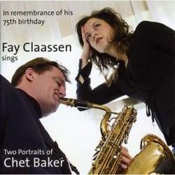 Two Portraits of Chet Baker...