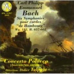 Carl Philipp Emmanuel Bach:...