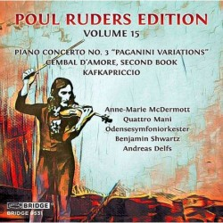 Poul Ruders Edition 15
