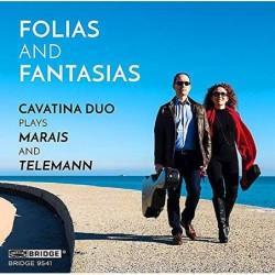 Folias and Fantasias -...