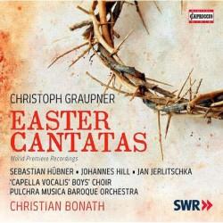 Christoph Graupner: Easter...