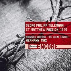 Georg Philipp Telemann: St...